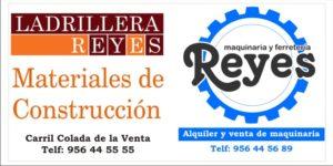 Materiales de Construcción - Conil de la Fra. (Cádiz)